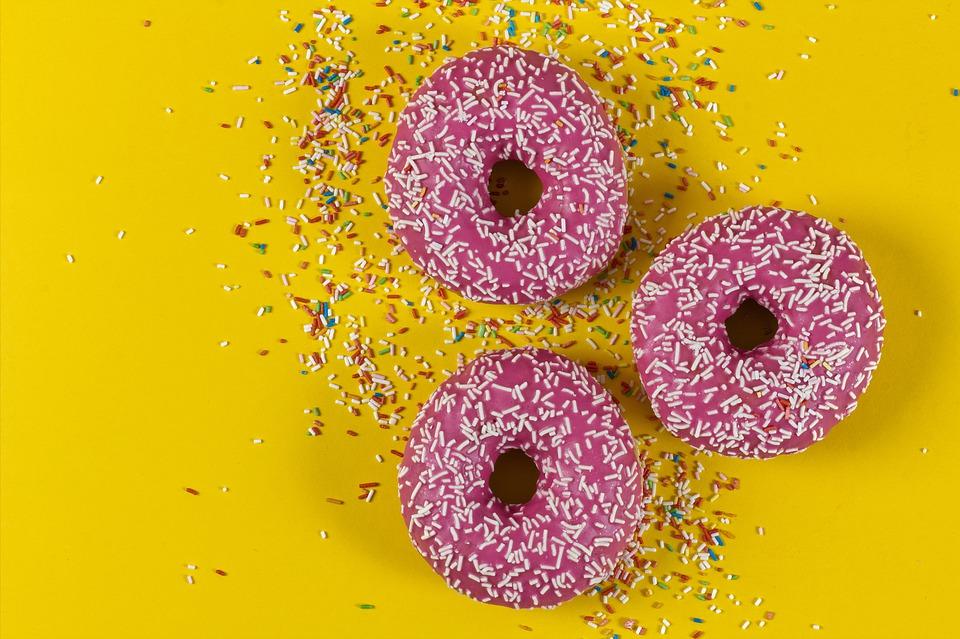 Der Doughnut als Symbol für den Weg aus der Krise?