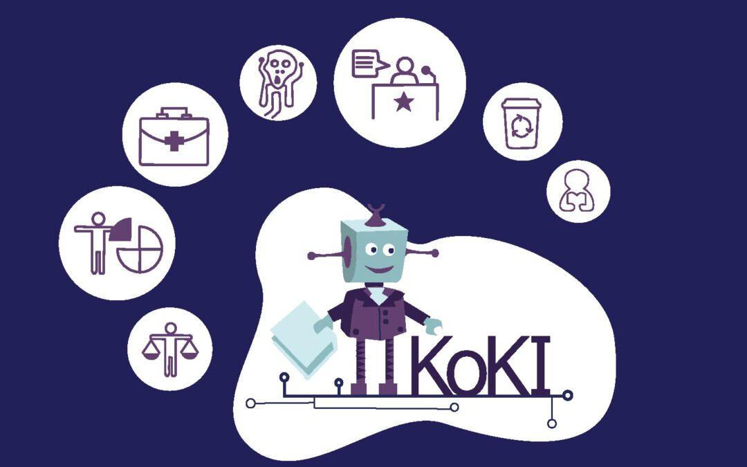 Virtuelle Abschlussveranstaltung der Initiative #KoKI am 16. März