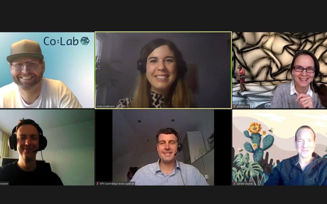 Erster Podcast online: Pflege & Digitalisierung