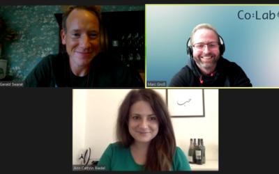 """Podcast """"Digitale Kommunikation – Desinformation und Vertrauen: Im Gespräch mit Ann Cathrin Riedel"""" ist online"""