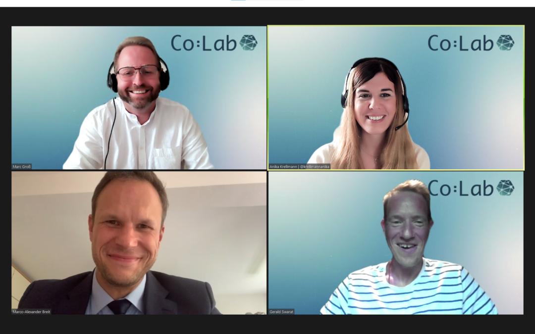 """Podcast """"Innovationsfreude: Im Gespräch mit Marco-Alexander Breit"""" ist """"On Air"""""""